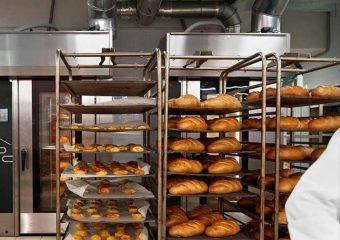 Guyane- «Equipement de A à Z d'une boulangerie moderne